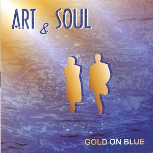 Image for 'Gold on blue'