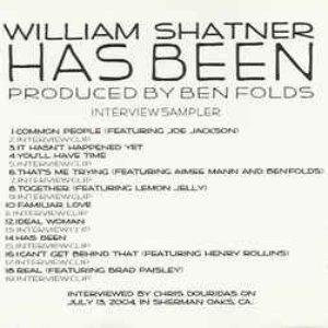 Has Been: Interview Sampler