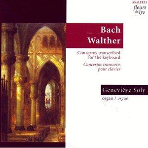 Bach & Walther Organ Transcriptions for Keyboard