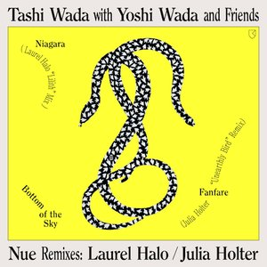 Nue Remixes: Laurel Halo / Julia Holter