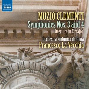 Clementi: Symphonies Nos. 3 & 4