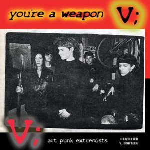 You're a Weapon