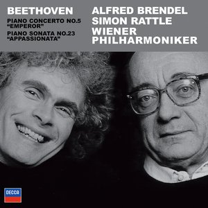 "Beethoven: Piano Concerto No.5; Piano Sonata Op.57, ""Appassionata"""