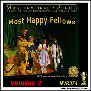 Most Happy Fellows - Masterworks Series Volume 2