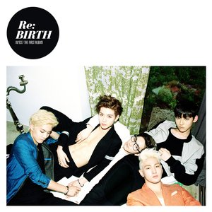 "NU'EST The First Album ""Re:BIRTH"""