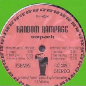 Avatar for Random Rampage