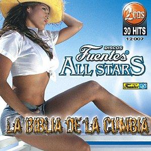 Image for 'Discos Fuentes All Stars- La Biblia De La Cumbia Vol. 1 & 2'