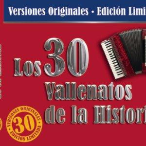 Imagen de 'Los 30 Vallenatos De La Historia'