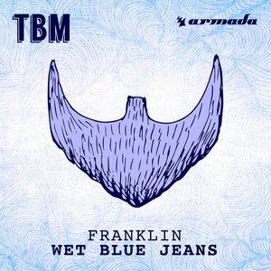 Wet Blue Jeans