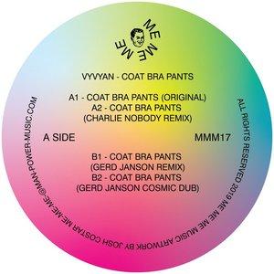 Coat Bra Pants