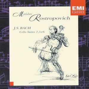 J.S. Bach: Cello Suites 2, 3 & 6