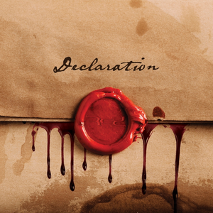Declaration Album Artwork