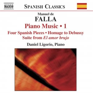 FALLA: Complete Piano Works, Vol. 1