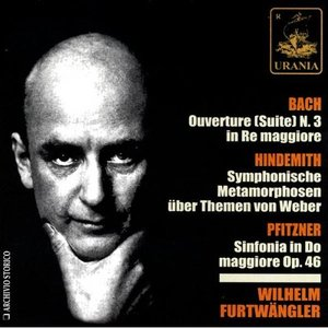 Bach: Ouverture N. 3; Hindemith: Symphonische Metamorphosen; Pfitzner: Sinfonia in Do maggiore Op. 46