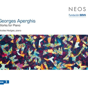 Aperghis: Works for Piano