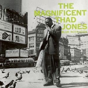 The Magnificent Thad Jones (Rudy Van Gelder Edition)