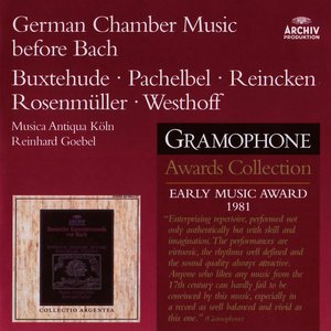 German Chamber Music Before Bach