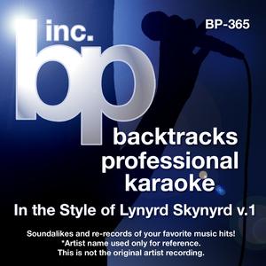 Karaoke In the Style of Lynyrd Skynyrd, Vol. 1