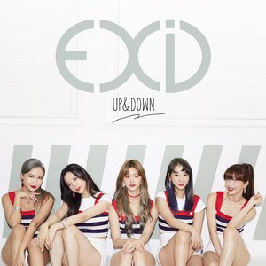 Image for 'UP&DOWN (JAPANESE VERSION)'