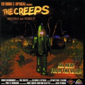 The Creeps (Invisible And Deadly!)
