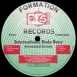International Acclaim EP