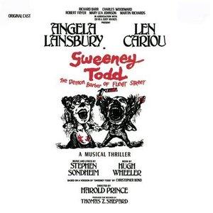 Sweeney Todd: The Demon Barber Of Fleet Street (Original Broadway Cast Recording)