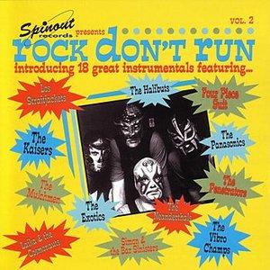 Rock Don't Run Volume 2