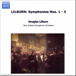 LILBURN: Symphonies Nos. 1 - 3