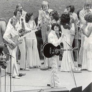Bild für 'Elvis Presley with The Sweet Inspirations & The Imperials Quartet'