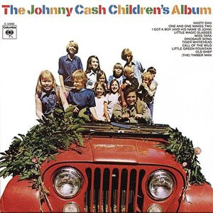Bild för 'The Johnny Cash Children's Album'