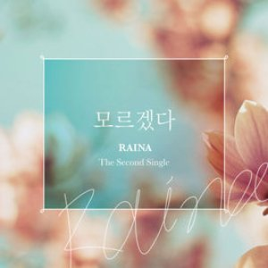 Raina The 2nd Digital Single `Don't Know`