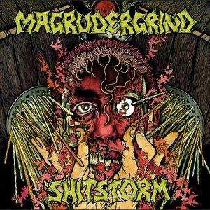 Magrudergrind & Shitstorm split