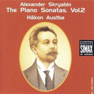 Skryabin: The Piano Sonatas, Vol.2