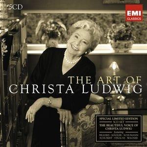 Christa Ludwig: The art of Christa Ludwig