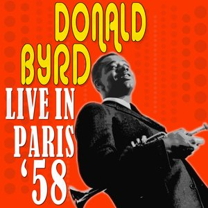Image for 'Live In Paris '58'