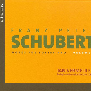 Schubert: Works for Fortepiano, Vol. V