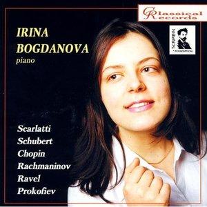 Irina Bogdanova, piano