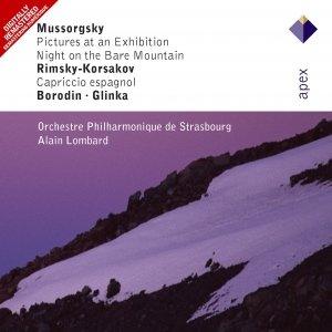 Mussorgsky, Rimsky-Korsakov, Borodin & Glinka : Russian Orchestral Favourites
