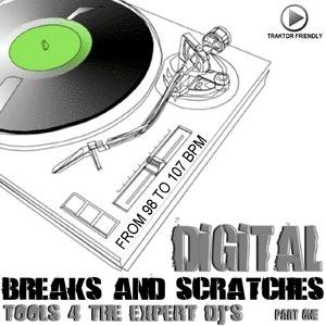 Digital Breaks And Scratches Part. 1