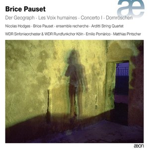 Brice Pauset: Ensemble & Orchestral Works