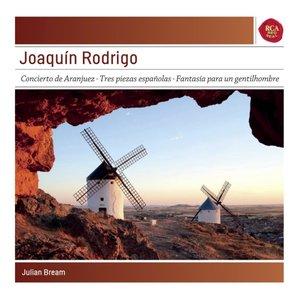 Joaquin Rodrigo: Concierto de Aranjuez; Tres piezas espanolas; Fantasía para un gentil hombre - Sony Classical Masters