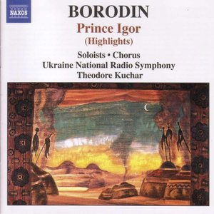BORODIN: Prince Igor (Highlights) / In the Steppes of Central Asia