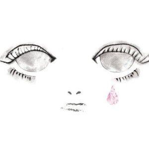 6 tear drops