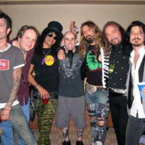 Avatar de Ace Frehley, Slash, Tommy Lee, Rob Zombie, Scott Ian, Gilby Clarke