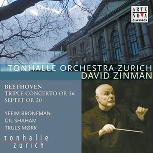 Beethoven: Triple Concerto/Septet
