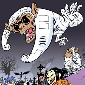 Image pour 'Space Monkeyz vs. Gorillaz'