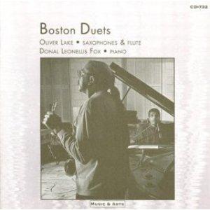 Lake / Fox: Boston Duets