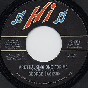 Aretha, Sing One for Me / I'm Gonna Wait