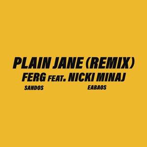 Plain Jane REMIX (feat. Nicki Minaj) - Single