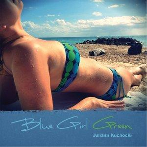 Blue Girl Green